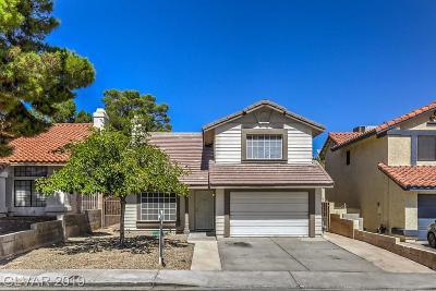 Henderson Single Family Home For Sale: 2828 Belleza Lane