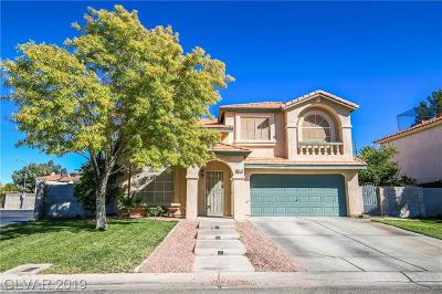 Single Family Home For Sale: 9518 Silver Mine Street