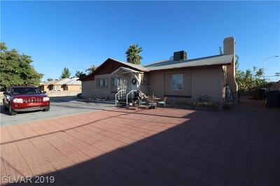 Henderson, Las Vegas Multi Family Home For Sale: 2502 Sunrise Avenue