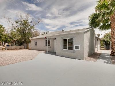 Henderson, Las Vegas Multi Family Home For Sale: 405 15th Street