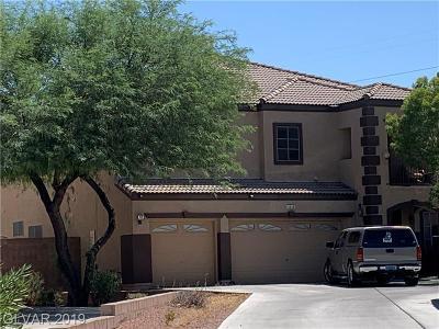 Blue Diamond, Boulder City, Henderson, Las Vegas, North Las Vegas, Pahrump Single Family Home Under Contract - No Show: 6436 Austin Moore Street