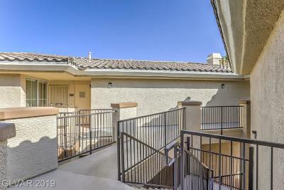 Henderson, Las Vegas Condo/Townhouse For Sale: 7111 Durango Drive #313