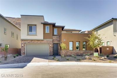 Las Vegas Single Family Home For Sale: 6483 Wild Blue Court