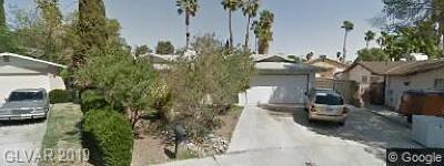 Blue Diamond, Boulder City, Henderson, Las Vegas, North Las Vegas, Pahrump Single Family Home Under Contract - No Show