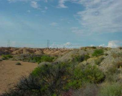 Clark County Residential Lots & Land For Sale: Warm