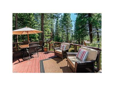 Incline Village NV Single Family Home For Sale: $1,298,500 New Price Point