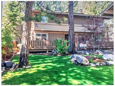 Incline Village Condo/Townhouse For Sale: 870 Southwood Boulevard #1