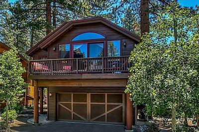 Incline Village Single Family Home For Sale: 844 Rosewood #11