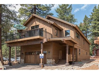 Incline Village Single Family Home For Sale: 672 Rosewood Circle