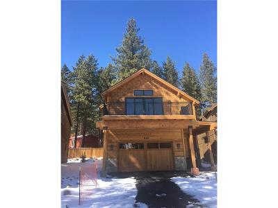 Incline Village Single Family Home For Sale: 678 Rosewood Circle