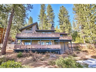 Incline Village Single Family Home For Sale: 529 Lodgepole Drive