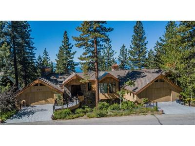 Incline Village Single Family Home For Sale: 497 Skylake Court