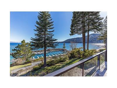 Incline Village Condo/Townhouse For Sale: 525 Lakeshore Boulevard #42
