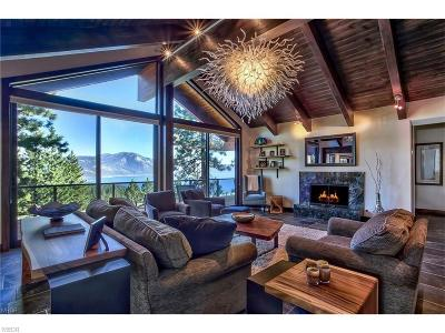 Incline Village Single Family Home For Sale: 569 Alden