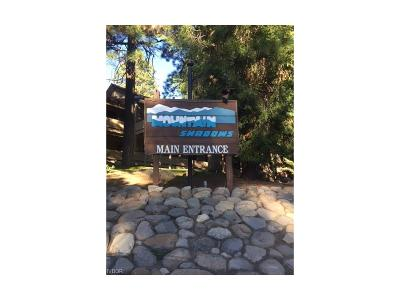 Incline Village Condo/Townhouse For Sale: 321 Ski Way #92
