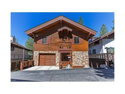 Incline Village Single Family Home For Sale: 1122 Lucerne Way