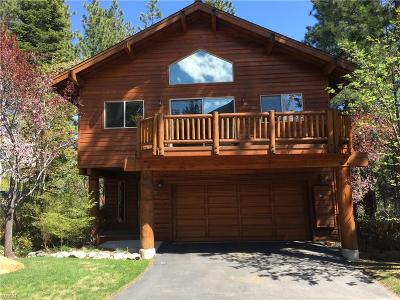 Incline Village Single Family Home For Sale: 928 Northwood Boulevard #12