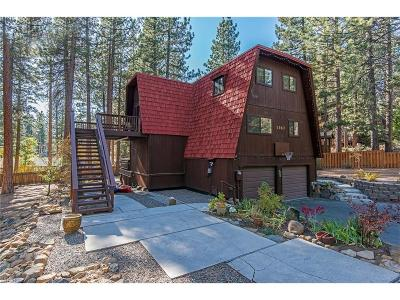 Incline Village Single Family Home For Sale: 1067 Mill Creek Road