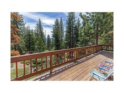 Incline Village Single Family Home For Sale: 681 Tumbleweed Circle