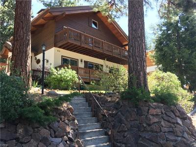 Incline Village Single Family Home For Sale: 1112 Altdorf Terrace