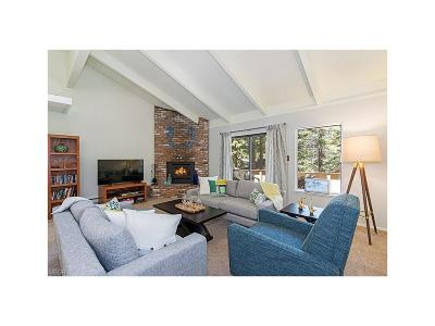 Incline Village Condo/Townhouse For Sale: 321 Ski Way #141