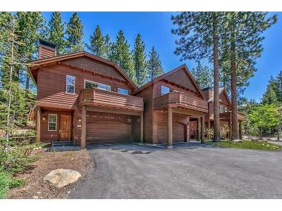 Incline Village Condo/Townhouse For Sale: 892 Peepsight Circle #892