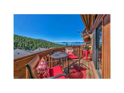 Incline Village Condo/Townhouse For Sale: 400 Fairview #79