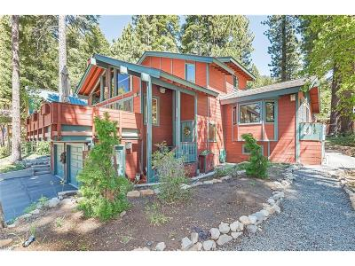 Incline Village Single Family Home For Sale: 683 Bridger Court