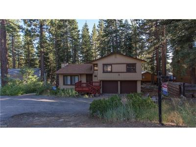Incline Village Single Family Home For Sale: 922 Dorcey Drive