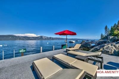 Crystal Bay NV Condo/Townhouse For Sale: $1,645,000