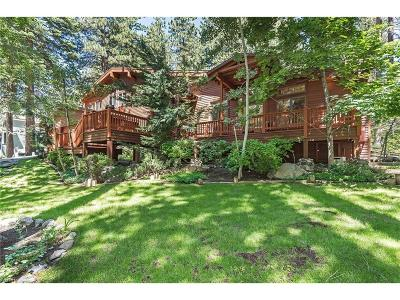 Incline Village Single Family Home For Sale: 651 Fourteenth Grn