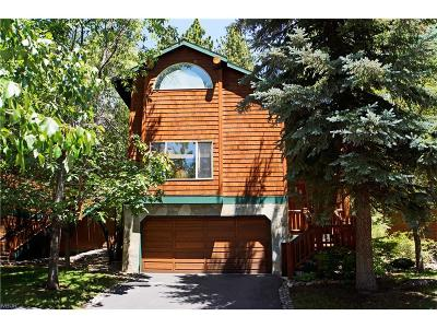 Incline Village Single Family Home For Sale: 899 Southwood #11