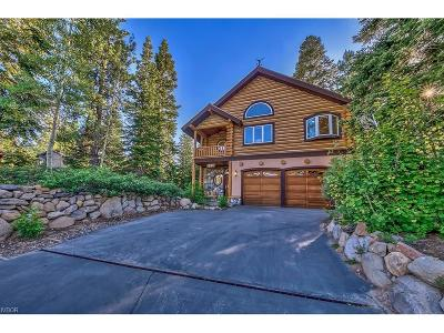 Incline Village Single Family Home For Sale: 951 Dorcey Drive