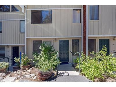 Condo/Townhouse For Sale: 989 Tahoe Boulevard #30