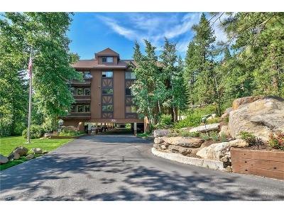 Incline Village Condo/Townhouse For Sale: 335 Ski Way #345