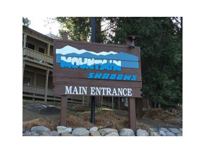 Incline Village Condo/Townhouse For Sale: 321 Ski Way #231