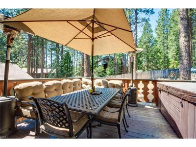 Zephyr Cove Single Family Home For Sale: 266 Cheyenne