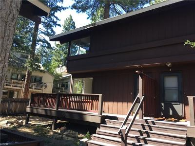 Incline Village Condo/Townhouse For Sale: 806 Oriole Way #3