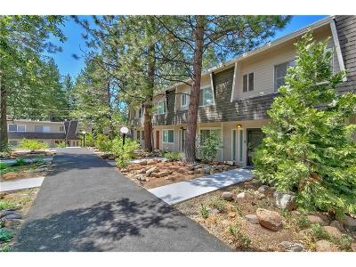 Incline Village Condo/Townhouse For Sale: 825 Southwood Boulevard #13