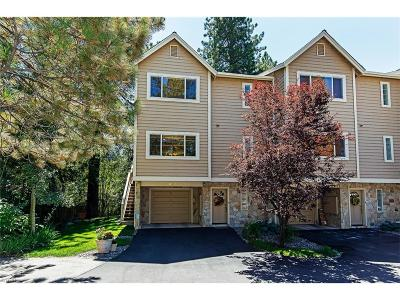 Incline Village Condo/Townhouse For Sale: 907 Southwood Boulevard #9