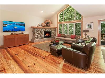 Incline Village Single Family Home For Sale: 899 Southwood Boulevard #2