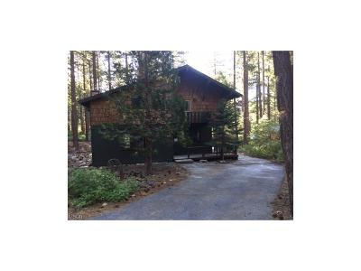 Incline Village Single Family Home For Sale: 568 Lucille Drive