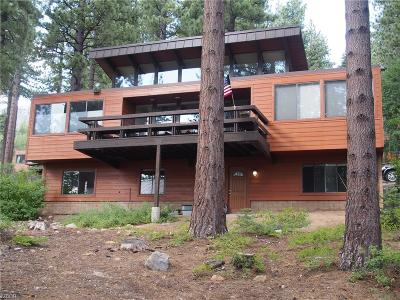 Incline Village Single Family Home For Sale: 725 Fairview #15