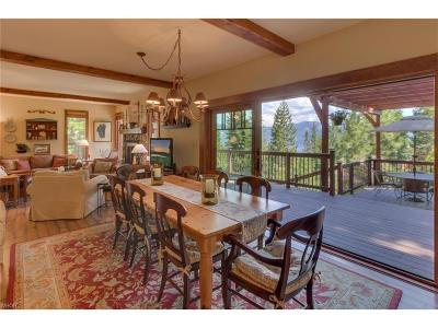 Incline Village Single Family Home For Sale: 590 Tyner Way