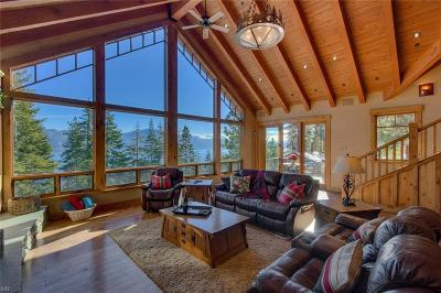 Zephyr Cove, Incline Village, Crystal Bay Single Family Home For Sale: 320 Anaho Road