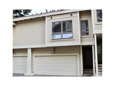 Incline Village Condo/Townhouse For Sale: 908 Harold Drive #44