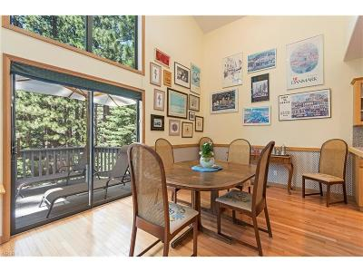 Incline Village Single Family Home For Sale: 839 McCourry Blvd