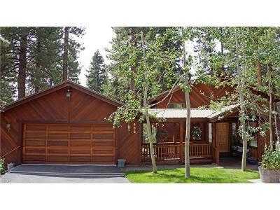 Incline Village Single Family Home For Sale: 682 Ralston Court