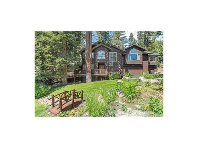 Incline Village Single Family Home For Sale: 710 Birdie Way