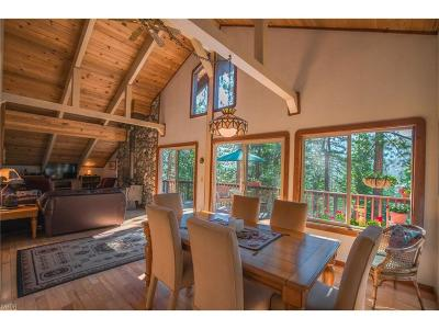 Incline Village Single Family Home For Sale: 1400 Tirol Drive